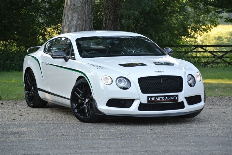 used Bentley Continental GT GT3-R in hertford-hertfordshire