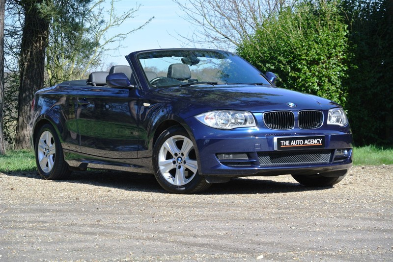 used BMW 118d SE in hertford-hertfordshire