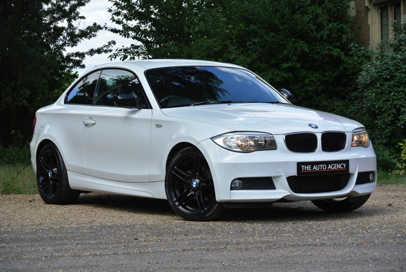 used BMW 118d SPORT PLUS EDITION in hertford-hertfordshire