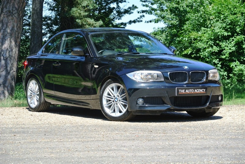used BMW 118d M SPORT in hertford-hertfordshire