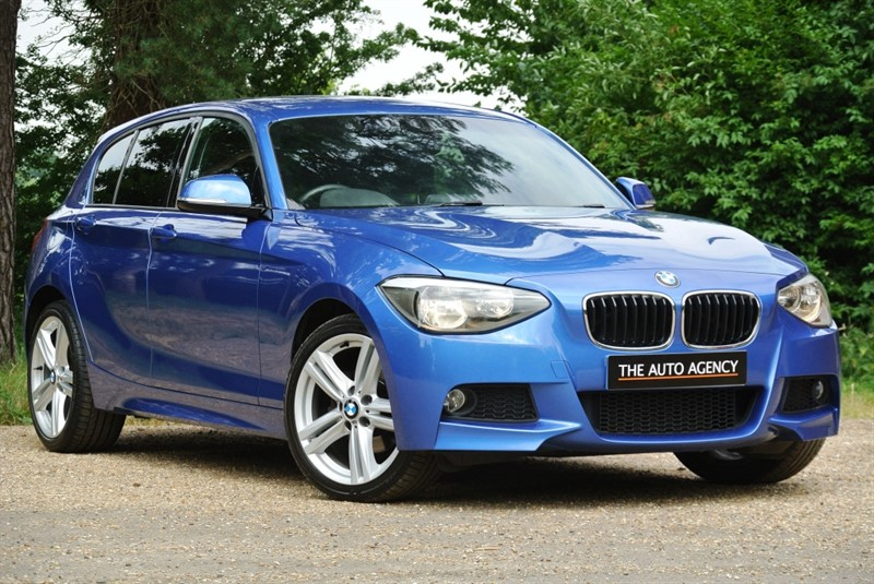 used BMW 120d XDRIVE M SPORT in hertford-hertfordshire