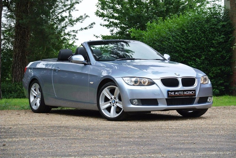 used BMW 320d SE HIGHLINE in hertford-hertfordshire