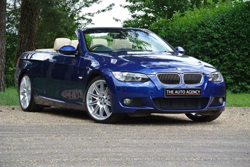 used BMW 330d M SPORT AUTO in hertford-hertfordshire