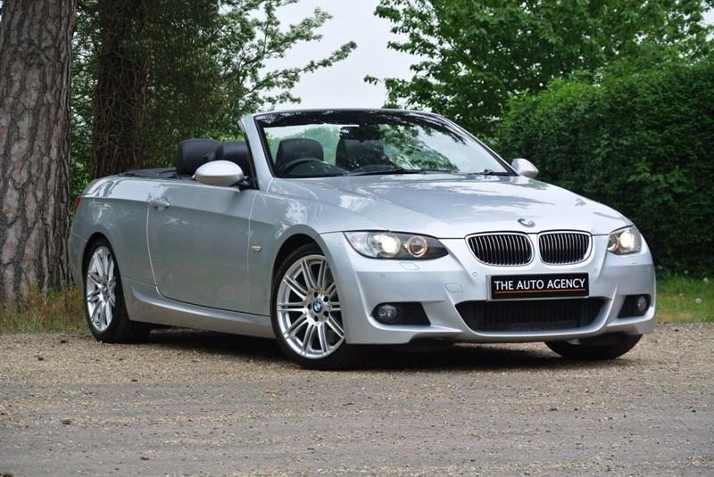 used BMW 330i M SPORT in hertford-hertfordshire