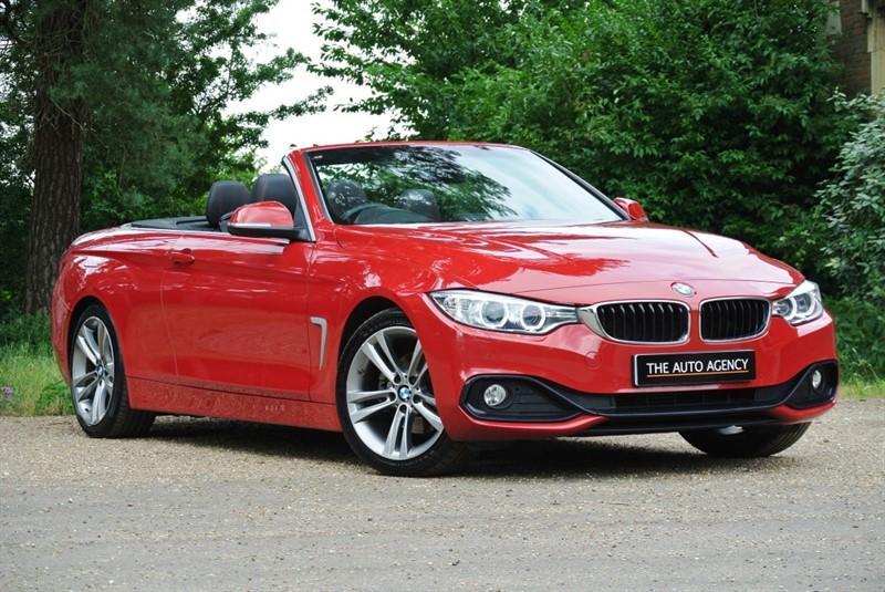 used BMW 420d SPORT in hertford-hertfordshire