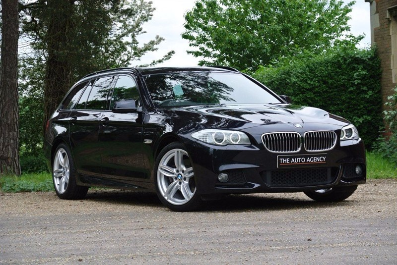 used BMW 520d M SPORT TOURING in hertford-hertfordshire