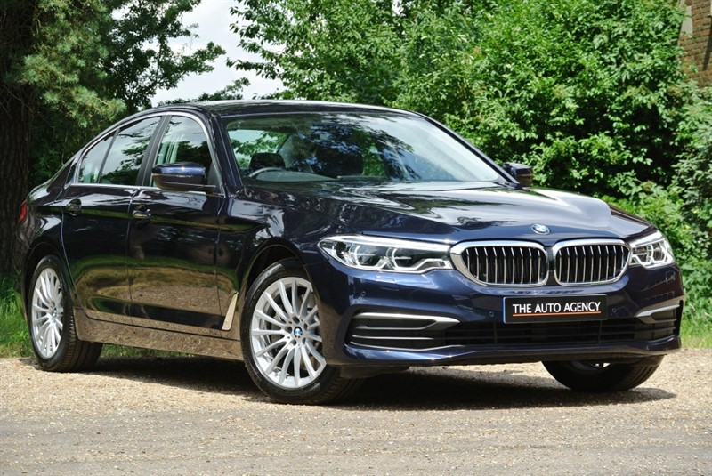 used BMW 530i SE in hertford-hertfordshire