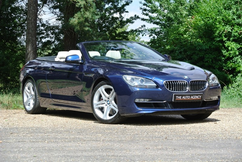 used BMW 640i SE in hertford-hertfordshire