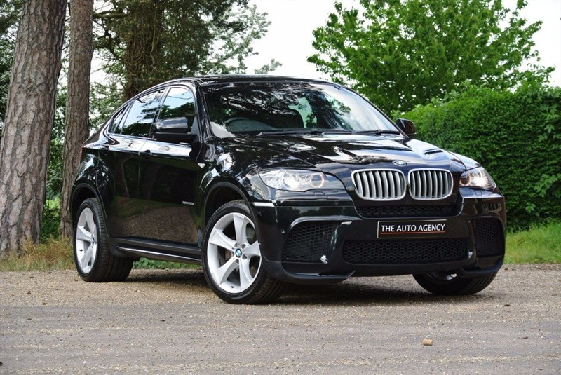 used BMW X6 XDRIVE40D in hertford-hertfordshire