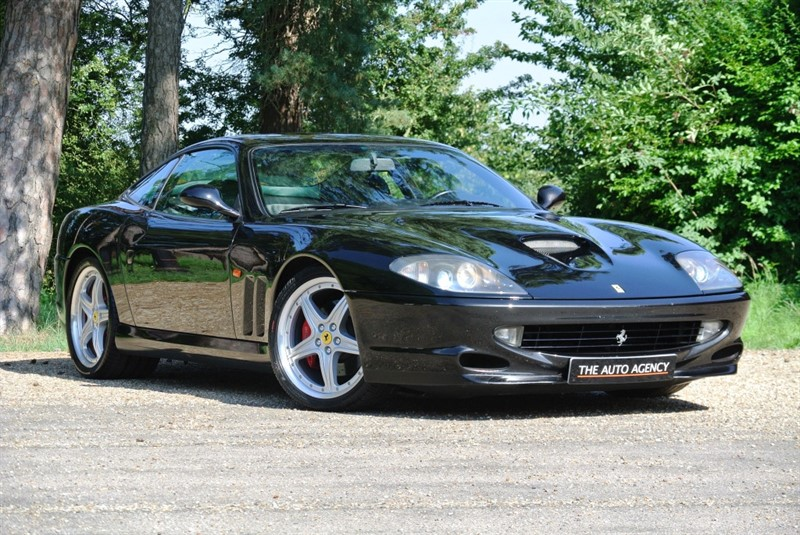 used Ferrari 550 Maranello in hertford-hertfordshire