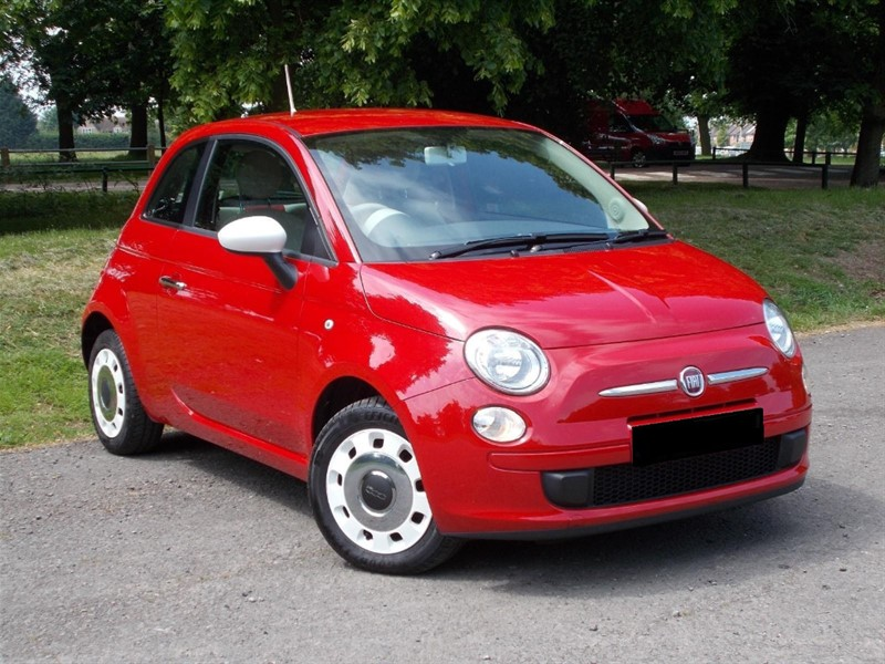 used Fiat 500 COLOUR THERAPY in hertford-hertfordshire