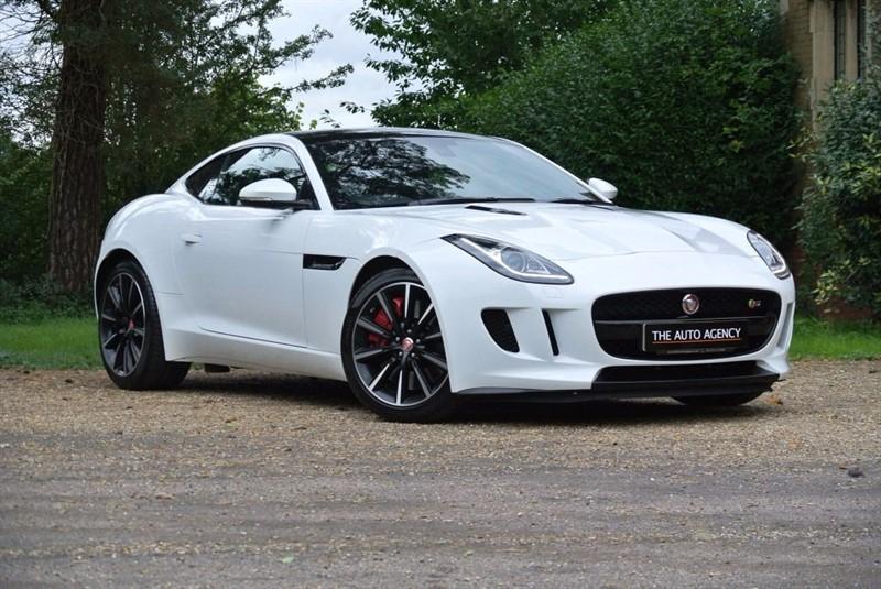 used Jaguar F-Type V6 S in hertford-hertfordshire