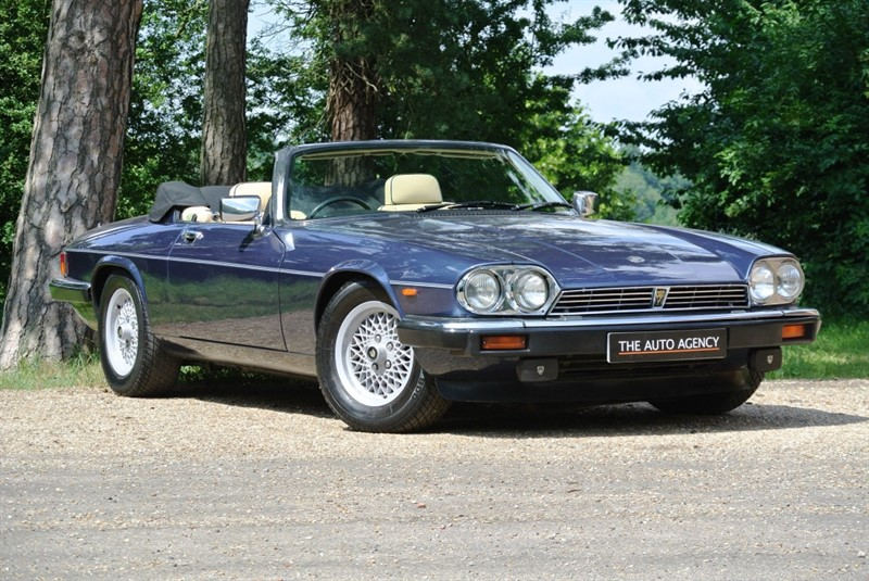 used Jaguar XJS Convertible V12 in hertford-hertfordshire
