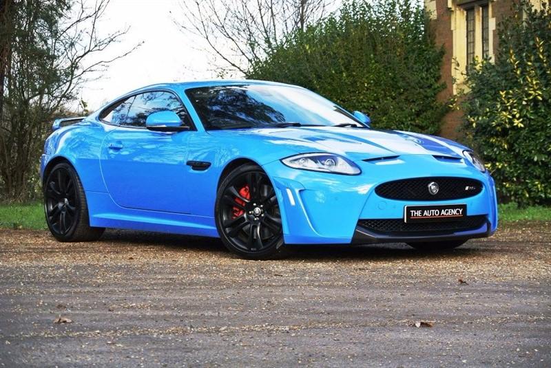used Jaguar XK XKR-S in hertford-hertfordshire