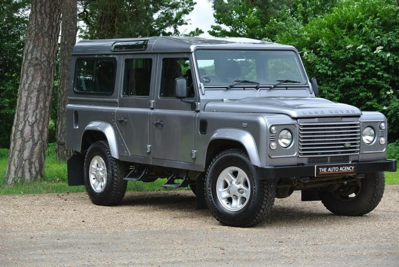 used Land Rover Defender TDCi COUNTY STATION WAGON in hertford-hertfordshire