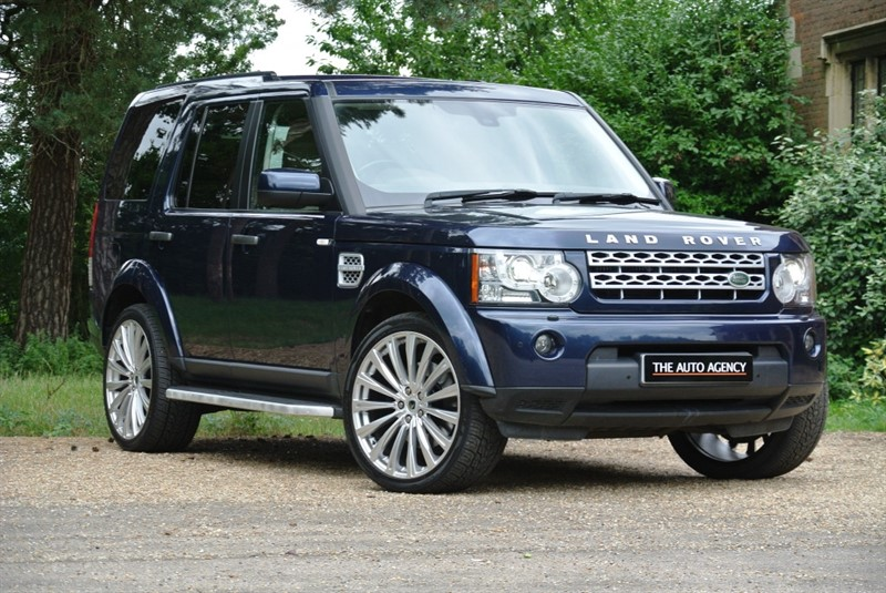 used Land Rover Discovery SDV6 HSE in hertford-hertfordshire