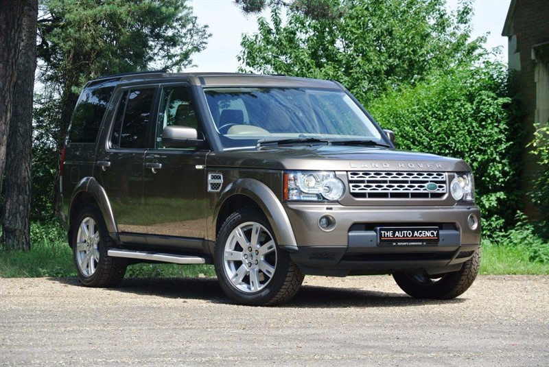 used Land Rover Discovery 4 SDV6 XS in hertford-hertfordshire