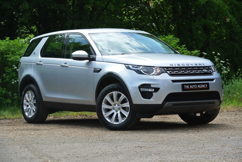 used Land Rover Discovery Sport TD4 SE TECH in hertford-hertfordshire