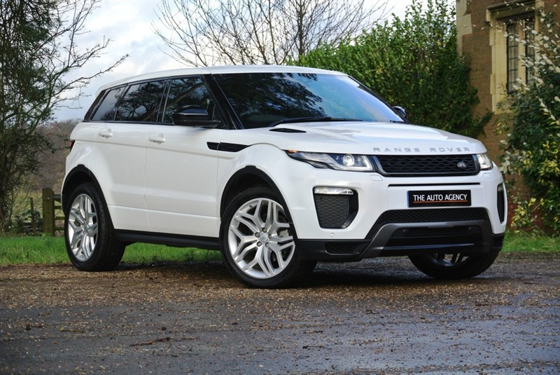 used Land Rover Range Rover Evoque TD4 HSE DYNAMIC in hertford-hertfordshire