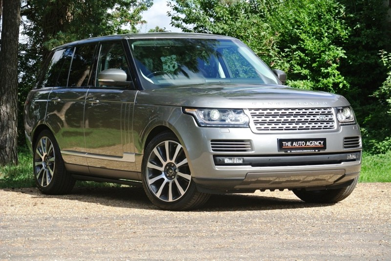 used Land Rover Range Rover Vogue TDV6 in hertford-hertfordshire