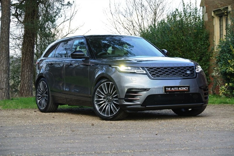 used Land Rover Range Rover Velar FIRST EDITION in hertford-hertfordshire