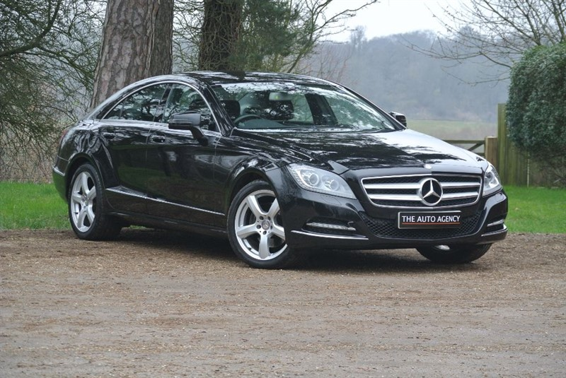 used Mercedes CLS CLS350 CDI BLUEEFFICIENCY in hertford-hertfordshire