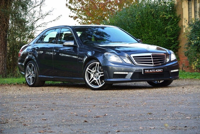 used Mercedes E63 AMG AMG Performance Package in hertford-hertfordshire
