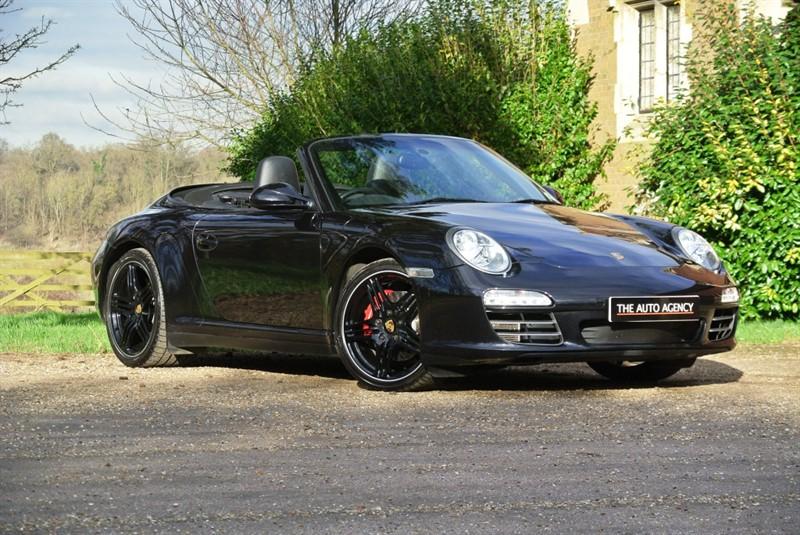 used Porsche 911 CARRERA 4S in hertford-hertfordshire