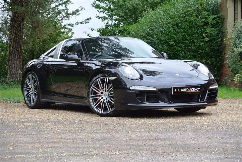 used Porsche 911 TARGA 4S PDK in hertford-hertfordshire