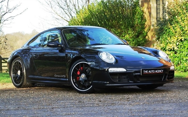 used Porsche 911 CARRERA GTS PDK in hertford-hertfordshire