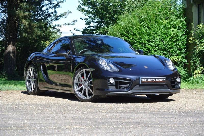 used Porsche Cayman 2.7 24V PDK in hertford-hertfordshire
