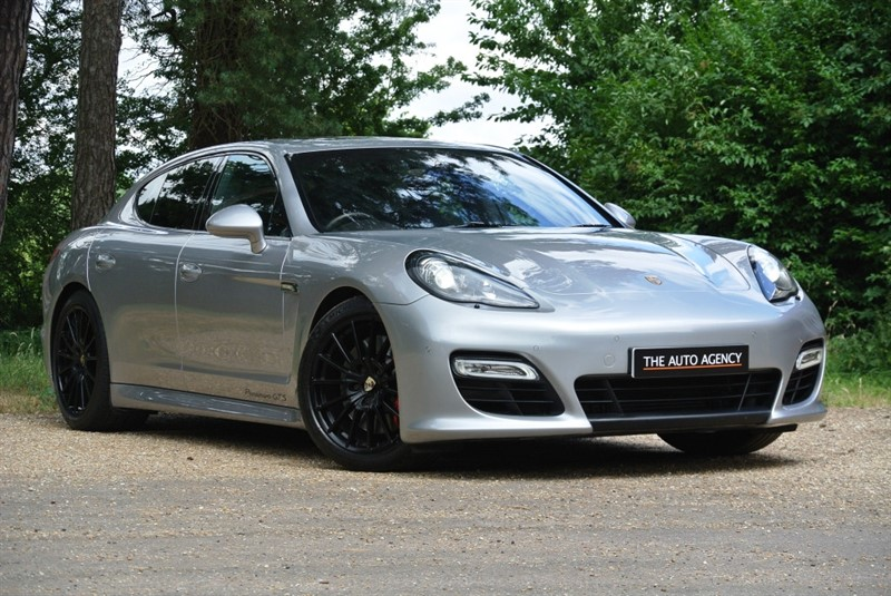 used Porsche Panamera GTS PDK in hertford-hertfordshire
