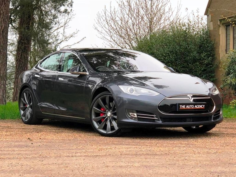 used Tesla Model S P90D in hertford-hertfordshire