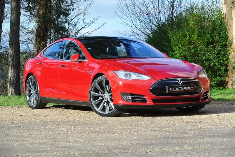 used Tesla Model S E 90D (NAV) in hertford-hertfordshire