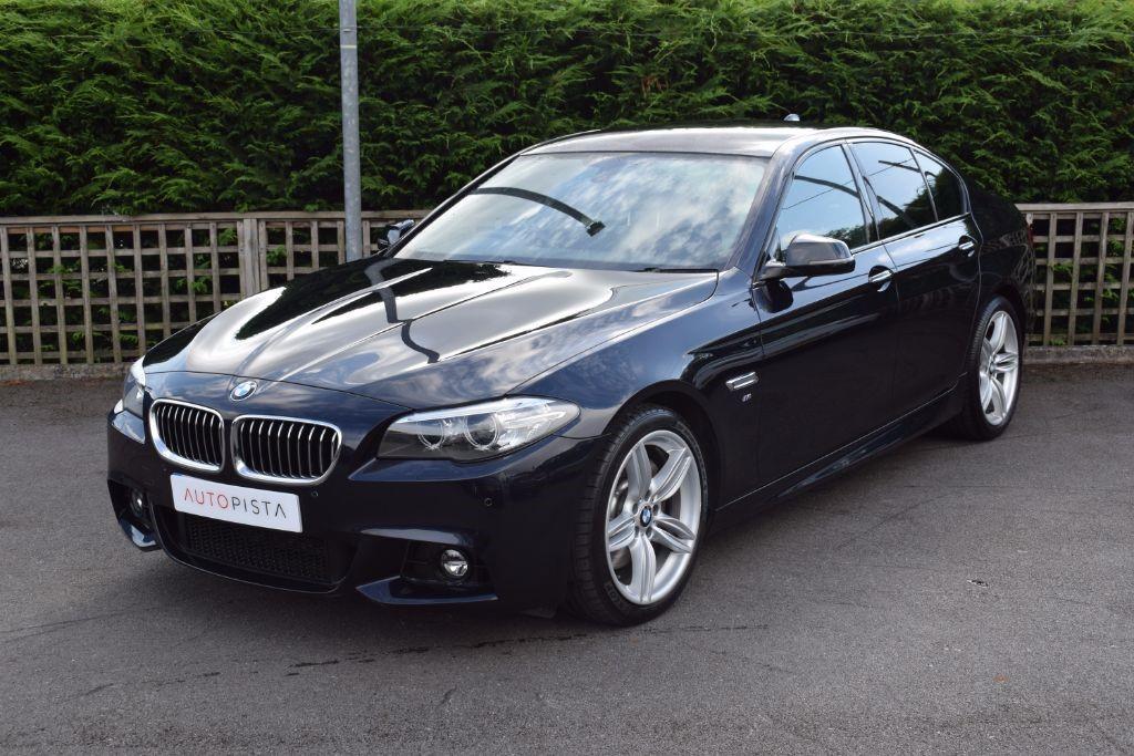 Used Black Bmw 530d For Sale Bristol