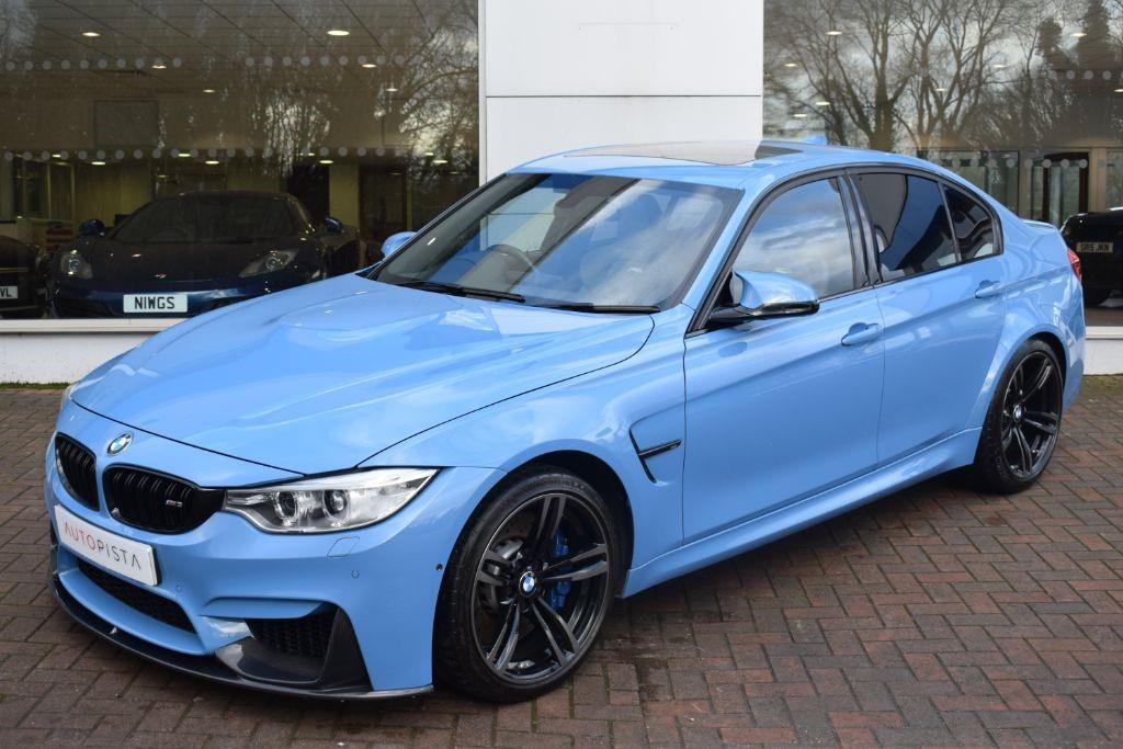 Used Blue BMW M For Sale Bristol - Blue bmw m3