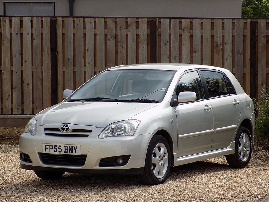used silver toyota corolla for sale wiltshire