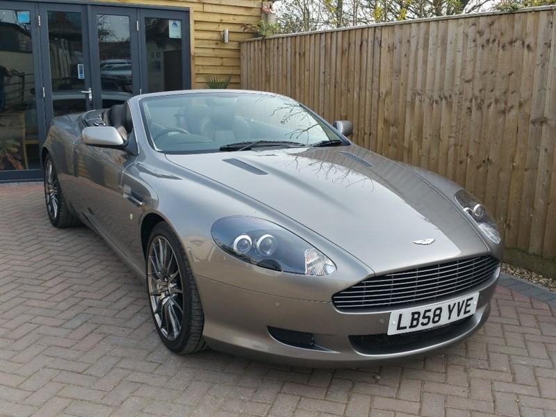 used Aston Martin DB9 V12 in shrivenham