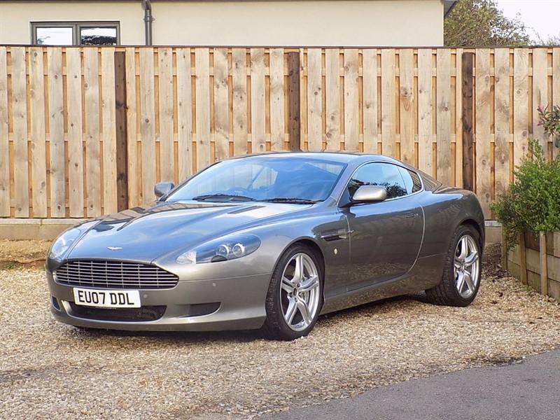 used Aston Martin DB9 V12 *** FULL ASTON MARTIN SERVICE HISTORY*** in shrivenham