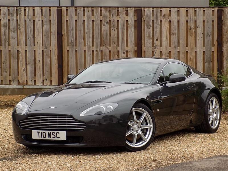 used Aston Martin Vantage V8 ***Full Aston Service History*** in shrivenham