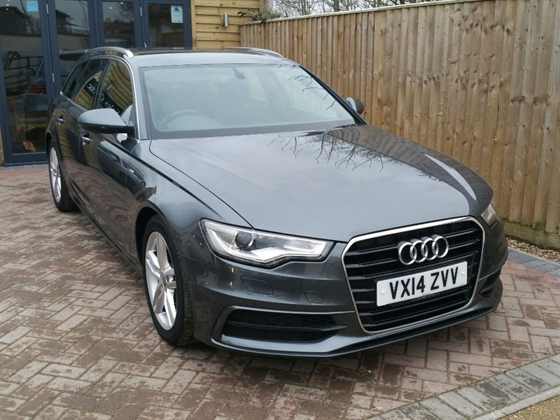 used Audi A6 AVANT TDI ULTRA S LINE in shrivenham