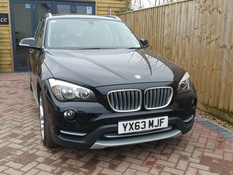 used BMW X1 XDRIVE18D XLINE in shrivenham