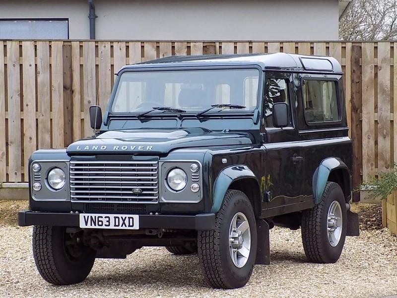used Land Rover Defender 90 TD STATION WAGON XS SPEC in shrivenham