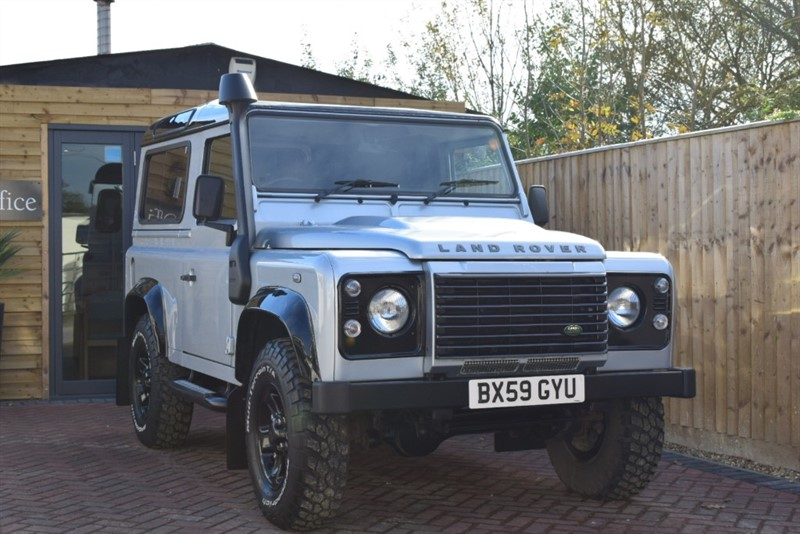 used Land Rover Defender 90 XS STATION WAGON in shrivenham