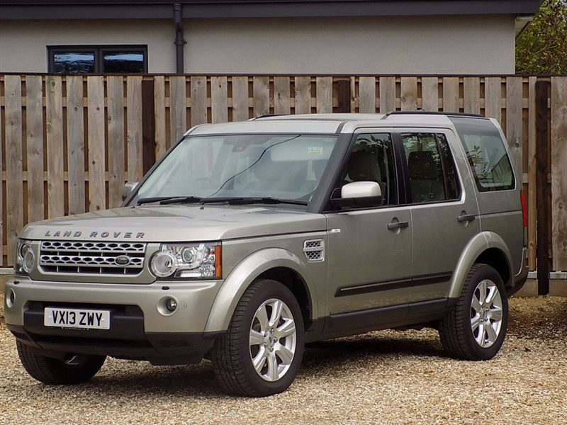 used Land Rover Discovery 4 SDV6 HSE **12 Months Warranty Included** in shrivenham