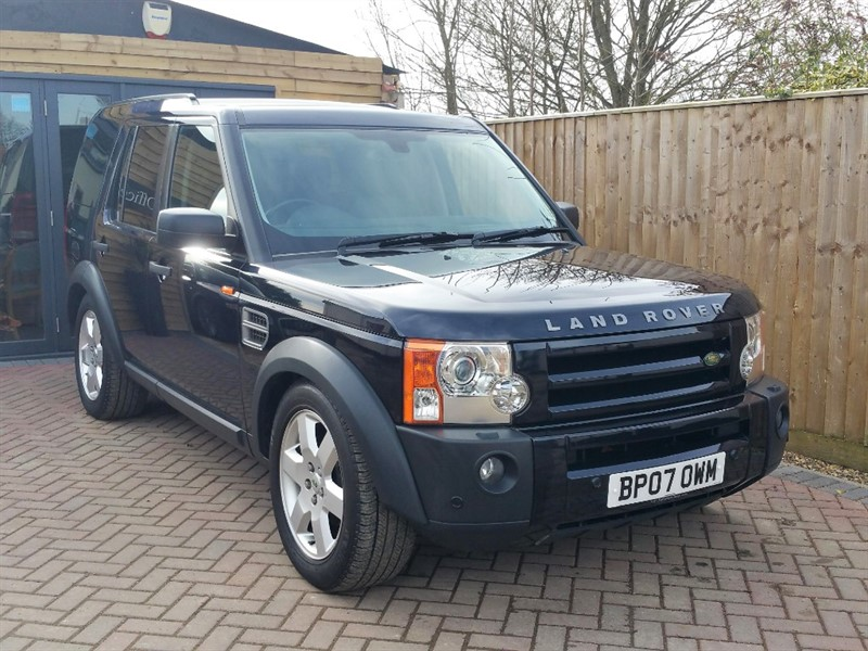 used Land Rover Discovery TDV6 HSE E4 in shrivenham
