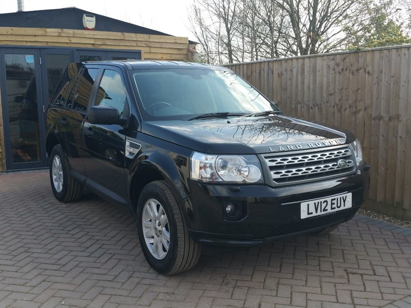 used Land Rover Freelander 2 TD4 XS in shrivenham