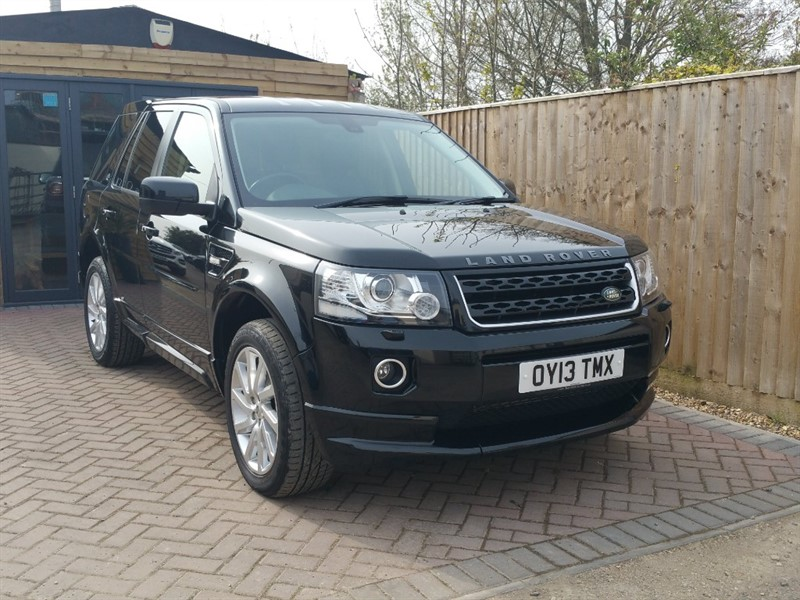 used Land Rover Freelander 2 SD4 DYNAMIC in shrivenham