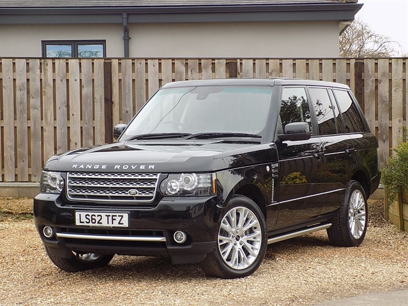 used Land Rover Range Rover TDV8 WESTMINSTER ***Electric Side Steps*** in shrivenham