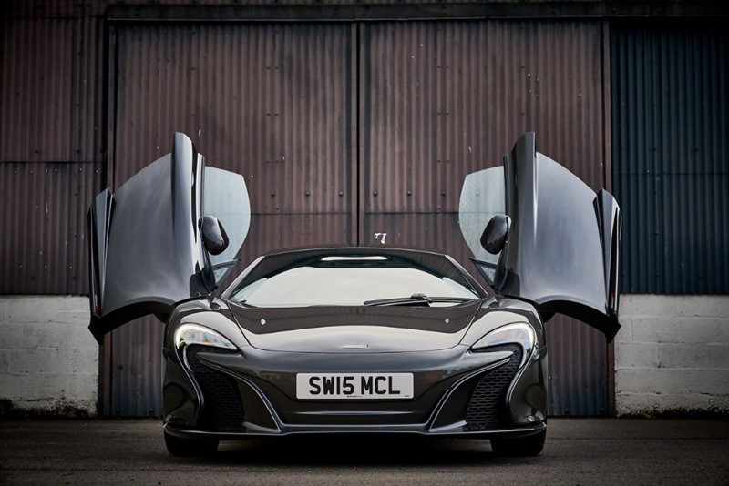 used Mclaren 650s *** Coupe, ***Viewing by Appointment please *** in shrivenham